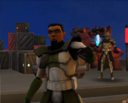 Commander Shox Character 57