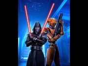 Old-republic-hk-47-and-sith-lord