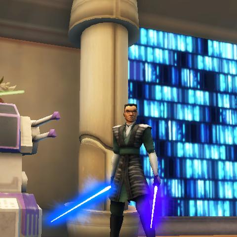 Jedi wear