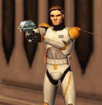 Luke bombing