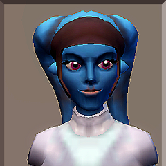Amai Lisa-Ann Secura, Lani's sister, who she tried to stay close to.