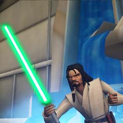 If Shox truely was a Jedi