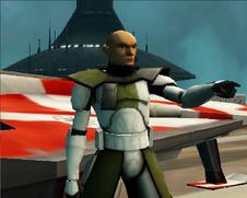 Commander Shox Character 48