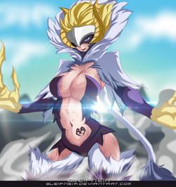 Kyouka fairy tail 403 by sleipneir-d834w0f