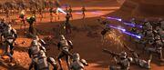 Ambush 2nd Battle of Geonosis