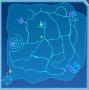 Map of Felucia