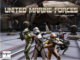 United Marine Forces