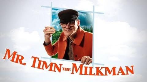 JULIAN SMITH - Mr. Timn the Milkman