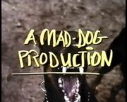 Mad Dog Productions logo