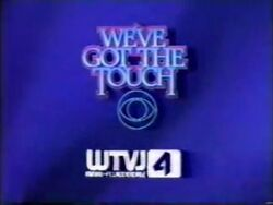 CBS-WTVJ 1984