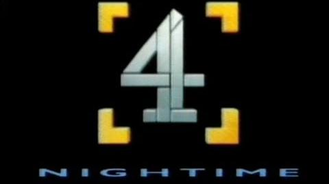 Channel 4 Nightime - first tx & closedown - 1987