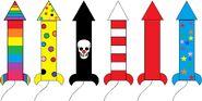 Clown Firecrackers