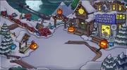 Halloween 2016 Village
