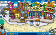 Plaza Puffle Party 2014