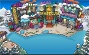 Finding Dory Town