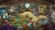 New Lodge Attic