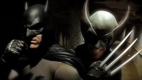 BATMAN vs WOLVERINE - Super Power Beat Down (Episode 3)