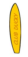 Club Ducky Surfboard