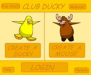 DuckyLogin
