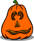 Silly Jack-O-Lantern sprite 002