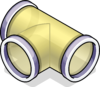 T-joint Puffle Tube sprite 030