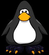Onyx Dragon Feet on Player Card