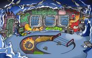 Puffle Party 2012 Underground Pool
