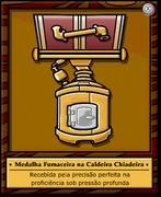 Mission 8 Medal full award pt