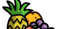 Fruit Combo Pin