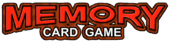 Memory Card Game Logo