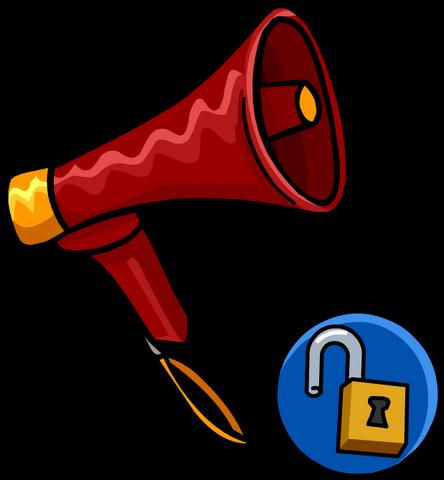 File:Megaphone (Unlockable).png