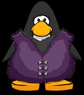 Purple Fur Vest PC