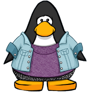Hi-lo Outfit from a Player Card