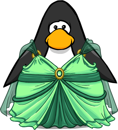 File:Emerald Princess Gown on a Player Card.png