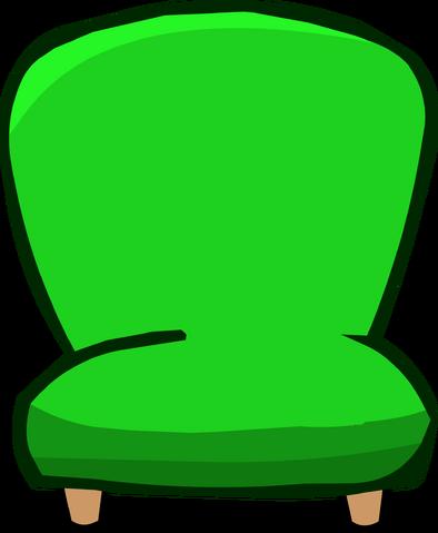 File:Green Plush Chair (97).PNG