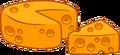 Puffle Food 8 piece cheese