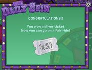 SilverTicketDailySpin