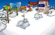 The Fair 2010 Snow Forts
