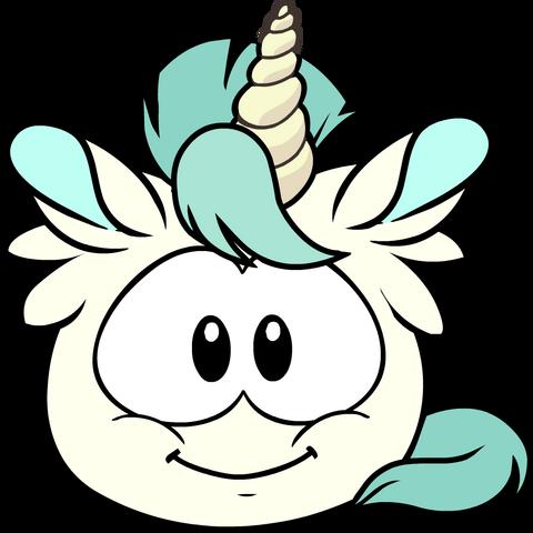 File:Unicorn Puffle Sprite.png