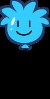 Blue Puffle Balloon icon