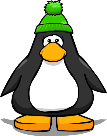 File:Green Pom Pom Toque PC.png