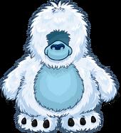 Yeti Costume clothing icon ID 4141