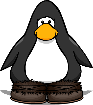 File:Dark Brown Fuzzy Boots on Player Card.png