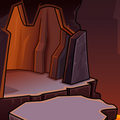 Dragon's Lair Background