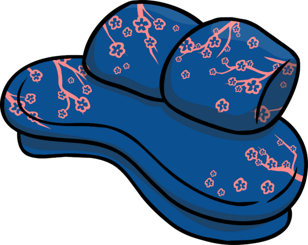 File:Custom Furniture (Blue Couch with Flowers).PNG