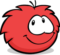 Ed McCool the Red Puffle