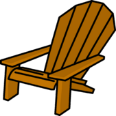 Lounging Deck Chair