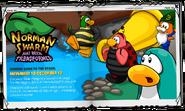 Norman Swarm advertisement 2