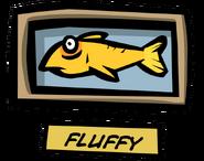 Fluffy sign