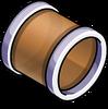 Short Puffle Tube sprite 025